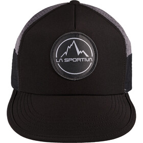 La Sportiva Trail Trucker Hat black/carbon